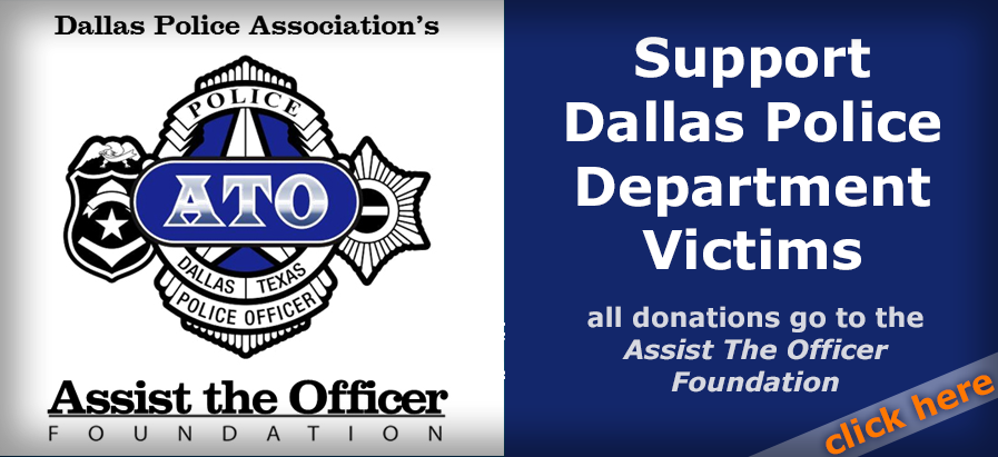 Dallas Plice Shootings Help the Victims Fundraiser