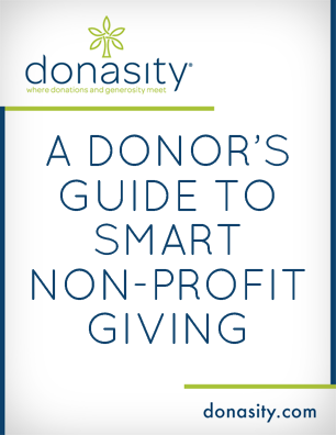 A Donors Guide to Smart Non-Profit Giving